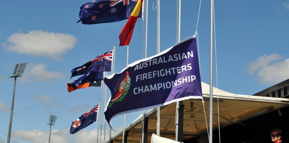 Upcoming: Australasian Firefighters Championship, 17-19 November, 2017, Carterton, New Zealand